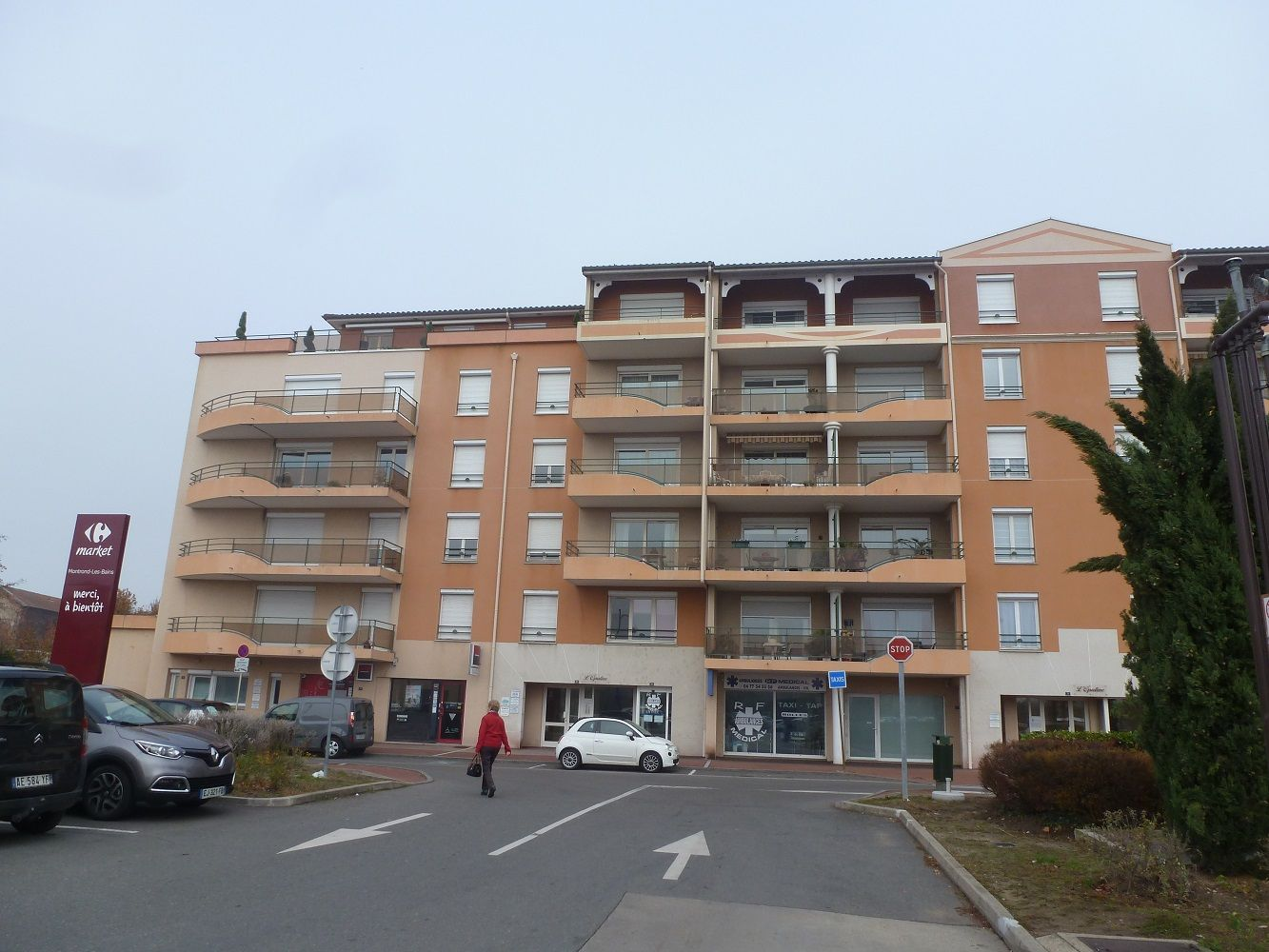 Appartement T4 113. 57 m2