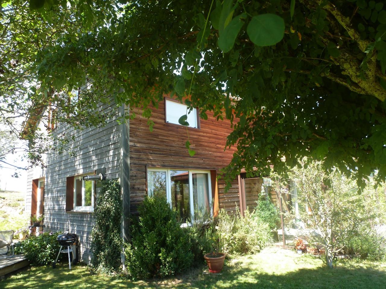chatagnon immobilier maison dans un cadre verdoyant sur terrain complant d 39 essences